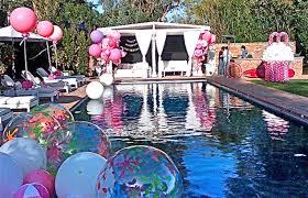 Teen outdoor party ideas