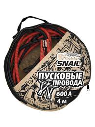 <b>Провода</b> для прикуривания Golden Snail, 600А/4М. Golden Snail ...