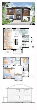 Best 25+ Small modern house plans ideas on Pinterest | Small house ...
