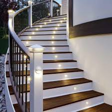 led deck lights outdoor deck steps porch step lights stair stringer lights exterior led step lights
