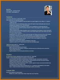 Resume Creator Free Online A Good Resume Example