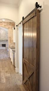 Barn Door For Kitchen 17 Best Ideas About Interior Barn Doors On Pinterest Inexpensive
