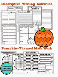 printable pumpkin activties for math and writing clutter  click through for pumpkin math activities and ideas for kids these no prep