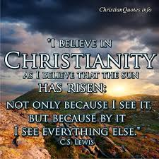 Cs Lewis Quotes Christianity Best of CS Lewis Quote Christianity ChristianQuotes