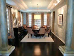 what size rug under inch round table ideas dining room