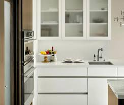 Modern Glass Kitchen Cabinets Kitchen Custom Kitchen Cabinet Doors Custom With Photos Of