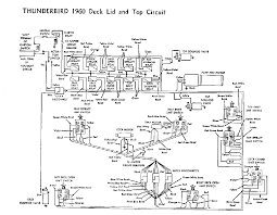 1964 ford thunderbird convertible wiring diagram images 1969 ford mustang wiring diagram 1964 ford thunderbird wiring