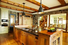 country kitchen designs ideas for oak cabinets designswith