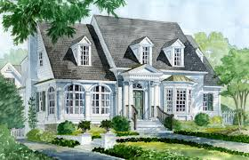 Southern Living Custom Builder   CamillaFeatured House Plan  Camilla