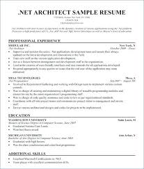 Architect Resume Example Managing Assignments University Survival
