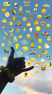 Wallpaper Tumblr Emoji