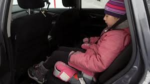 new rules for driving with children on