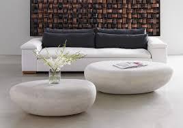 river stone coffee table roman stone sm