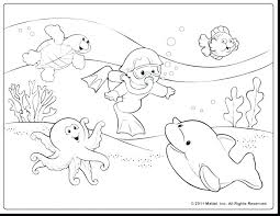 Summer Safety Coloring Pages Summertime Free Printable As Well