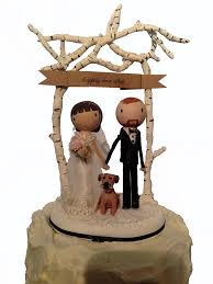 Custom Wedding Cake Toppers Made Canada Australia South Africa With