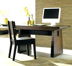 Home office desks modern Shaped Modern Home Office Desks Modern Home Computer Desk Home Desk Furniture Home Desk Furniture Best Modern Modern Home Office Desks Tall Dining Room Table Thelaunchlabco Modern Home Office Desks View Larger Gallery Contemporary Home