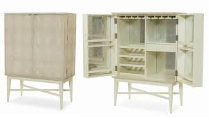 bar trunk furniture. seymour bar cabinet from century trunk furniture