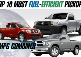 Eco-Friendly Haulers: Top 10 Most Fuel-Efficient Pickups - Truck Trend