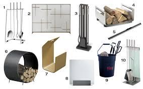 10 modern fireplace tools u0026 accessories modern fireplace tools 073 fireplace