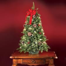 Tabletop Christmas Tree | Pre Decorated Christmas Trees | Christmas Tree  Artificial