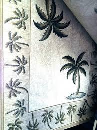palm tree rug set palm tree rugs outdoor bathrooms bath rug set palm tree bath palm tree rug set