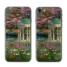 apple iphone 7 skin garden of prayer