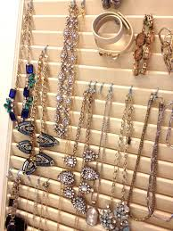 Jewelry Organizer Diy Captivating Closet Jewelry Organizer Ideas Roselawnlutheran