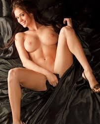 Sexy Brunette Nude In Bed Naked Brunette Milf Adult Xxx Area