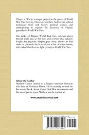 Amazon | Pinoys at War: Guerrilla Warfare in the Philippines During World  War II | Andres, Matthew | Philippines