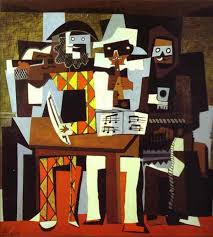 picasso synthetic cubism paintings pablo picasso synthetic cubism period pp pictify your social
