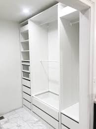 assembling and installing ikea closets how to assemble a pax wardrobe