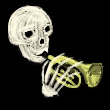 Skull Trumpet | Know Your Meme via Relatably.com