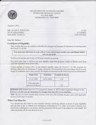 Va Certificate Of Eligibility Entitlement Code Cafe Petitchien Com