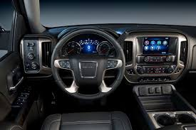 2014 Gmc Sierra Interior Lights Gmc Reveals Range Topping 2014 Sierra 1500 Denali With 420hp