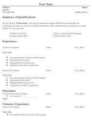 Sample Resume For Bpo Resume Template Directory