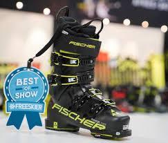 Super Light Ski Boots Fischer Ranger Free 130 2020