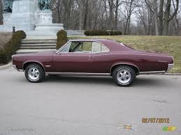 1966 Pontiac GTO | 1966 Pontiac GTO Hardtop - Burgundy Color ...