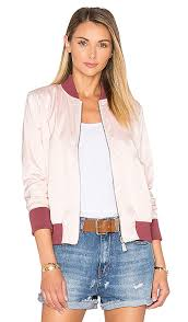 satin reversible er jacket satin reversible er jacket anine bing