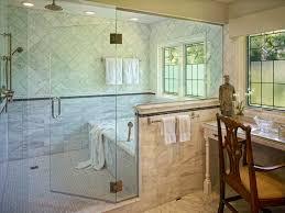 15 sleek and simple master bathroom shower ideas design