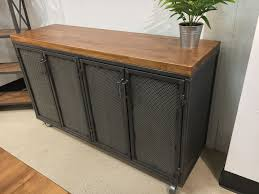 office sideboards. Custom Made Industrial Office Credenza Sideboards S