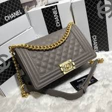 Chanel อะไหล่ทอง พร้อมส่ง - กระเป๋า 10