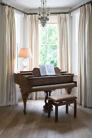 Living Room Window Curtains 25 Best Ideas About Bay Window Curtains On Pinterest Bay Window