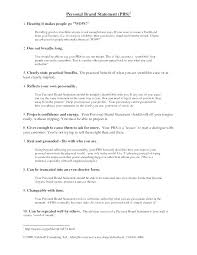 Example Of A Summary For A Resume Custom Personal Statement For Resume Sample Engineering Management Personal