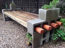 Inspiring Cinder Block Benches