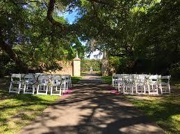 wedding in brookgreen gardens
