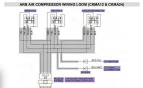 arb compressor switch wiring diagram arb image thesamba com vanagon view topic air compressor on board on arb compressor switch wiring diagram