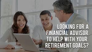 Financial Advisor Retirement Financial Advisor In Denver How To Choose Financial