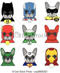 cute french bulldog clipart. Beautiful French French Bulldog Heroes Icons  Csp26650321 And Cute Clipart L