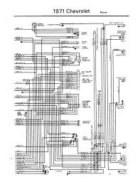 all generation wiring schematics chevy nova forum 1971 chevy chevelle wiring diagram all models (right)