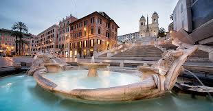 Jahrhundert gehört zu den bekanntesten bauwerken in rom. Spanische Treppe Hotel Barberini